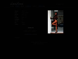 lauragi.book.fr screenshot