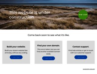 laurajul.dk screenshot