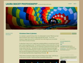 lauramacky.wordpress.com screenshot