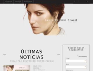 laurapausinibrasil.com screenshot