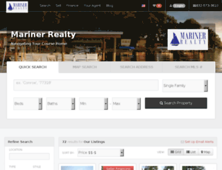 laurend.marinerrealtyonline.com screenshot
