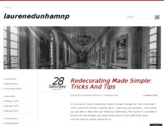 laurenedunhamnp.wordpress.com screenshot