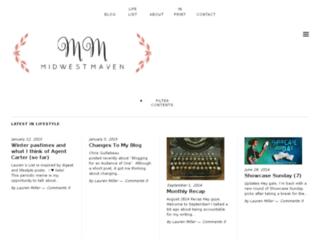 laurenmillerbooks.com screenshot