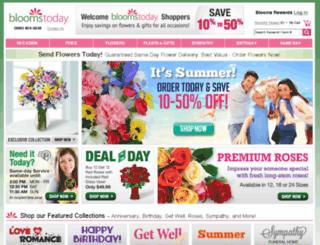 laurensflorist.com screenshot