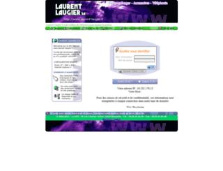 laurent-laugier.fr screenshot