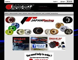 laurent-motors.com screenshot