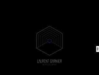 laurentgarnier.com screenshot