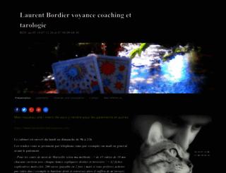 laurentvoyance.weonea.com screenshot
