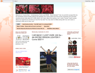 lauriehere.blogspot.com screenshot