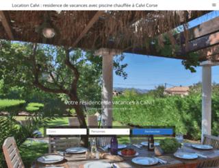 lauriersroses.com screenshot