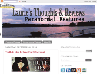 lauriethoughts-reviews.blogspot.com screenshot