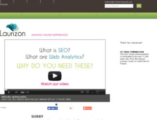 laurizon.ca screenshot