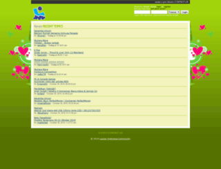 lautanindonesia.com screenshot