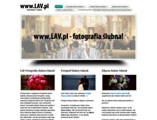 lav.pl screenshot