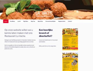 lavache.nl screenshot