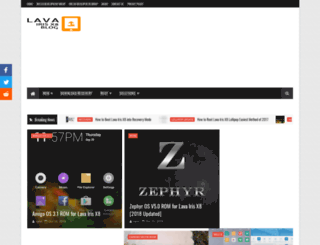 lavairisx8.blogspot.in screenshot