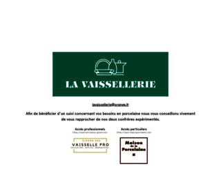 lavaissellerie.fr screenshot
