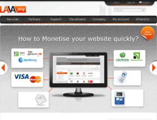 lavapay.com screenshot