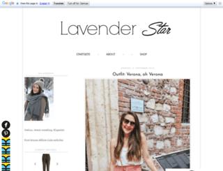 lavender-star.com screenshot