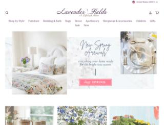 lavenderfieldsonline.com screenshot