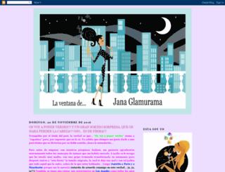 laventanadejanaglamurama.blogspot.com screenshot