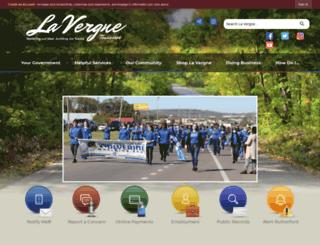 lavergne.org screenshot