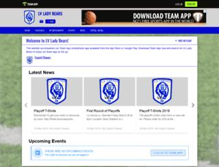 laverniahs.teamapp.com screenshot