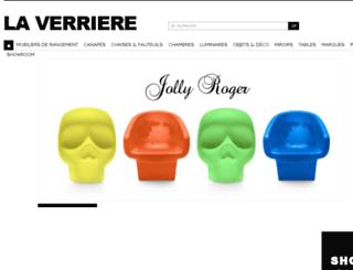 laverrieredesign.com screenshot