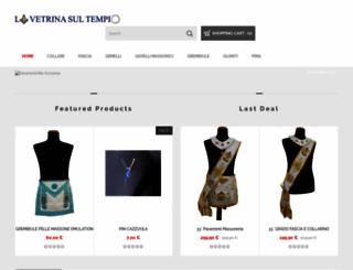 lavetrinasultempio.com screenshot