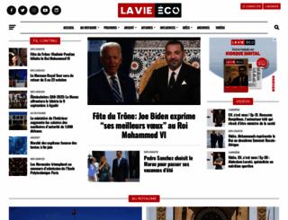 lavieeco.com screenshot