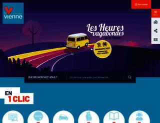lavienne86.fr screenshot