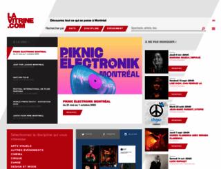 lavitrine.com screenshot