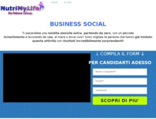 lavoronetworkmarketing.com screenshot