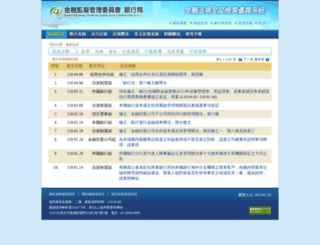law.banking.gov.tw screenshot