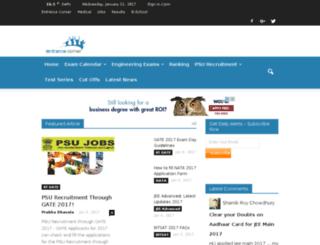law.entrancecorner.com screenshot
