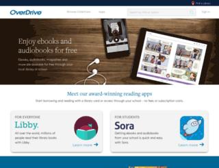 law.overdrive.com screenshot