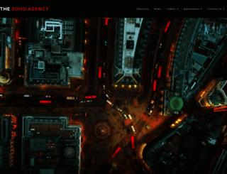 lawagency.co.uk screenshot