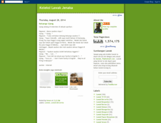 lawaksempoi.blogspot.com screenshot