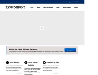 lawcompany.net screenshot