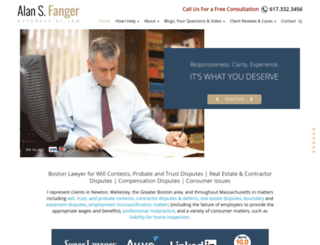 lawfang.com screenshot