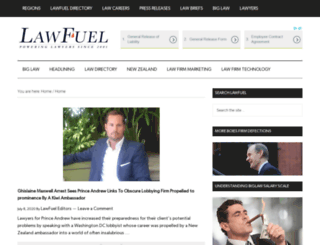 lawfuel.co.nz screenshot