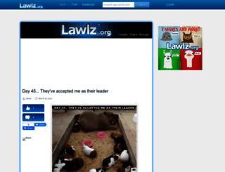 lawlz.org screenshot