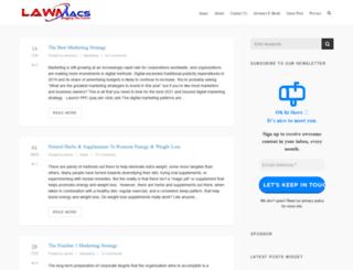 lawmacs.com screenshot