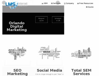 lawmarketingsystems.com screenshot