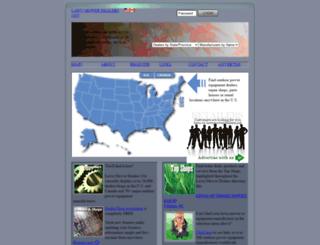 lawnmowerdealers.net screenshot