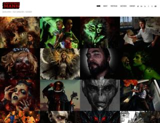 lawrencemann.co.uk screenshot