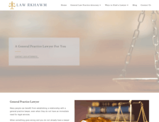 lawrkhawm.com screenshot