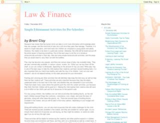 lawsandfinances.blogspot.sg screenshot