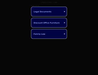 lawstore.com screenshot