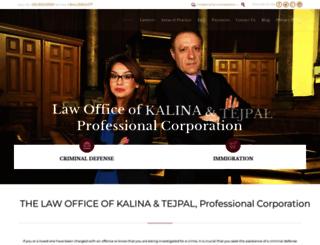 lawyerforyou.ca screenshot